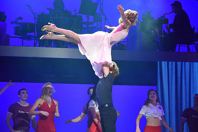 dirty dancing killarney