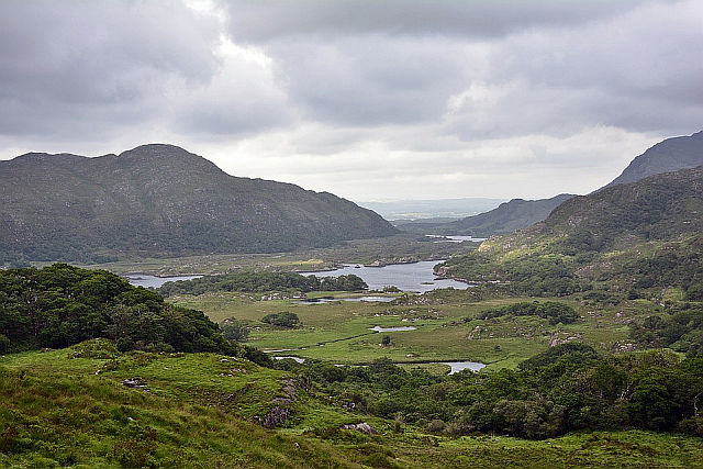 mountains in Killarney