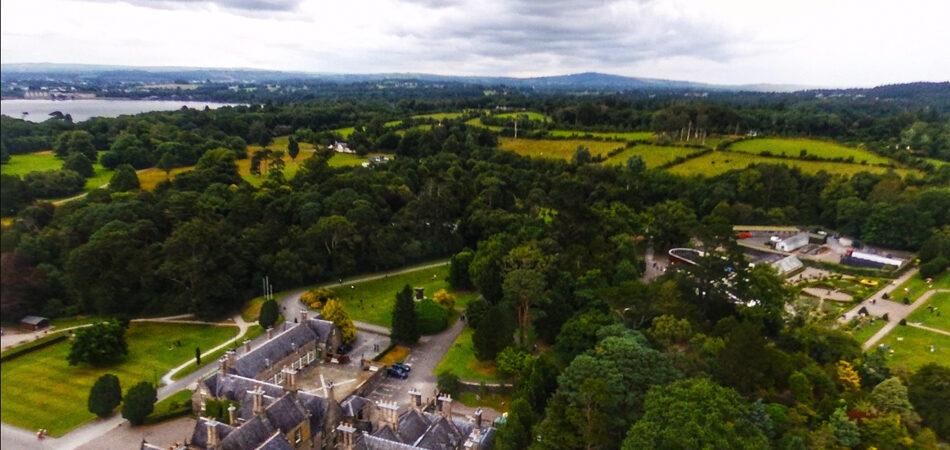 killarney drone images